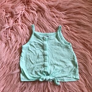 FINAL PRICE ! Old Navy baby girl tank top